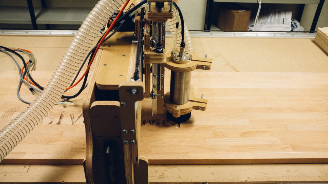 DIY Smart Saw CNC Woodworking Machine Blueprint Review