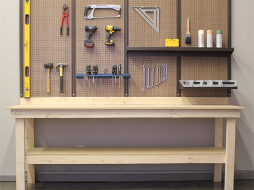 Top 5 Video Guide On How To Build A Workbench Plans