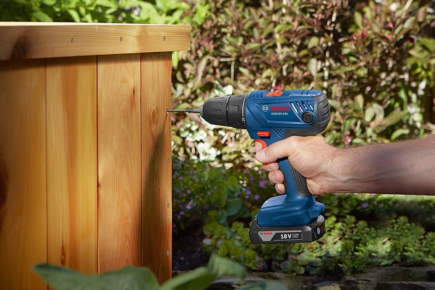 Top 5 Best Cordless Drill Power Tools For Woodworking Reviews
