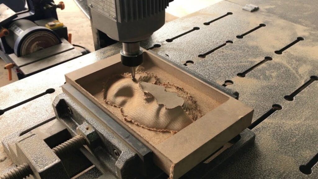 Top 5 Best CNC Machines For Wood Carving Project Review