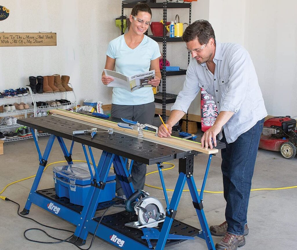 Top 5 Best Portable Workbench Review For Your Woodworking Projects